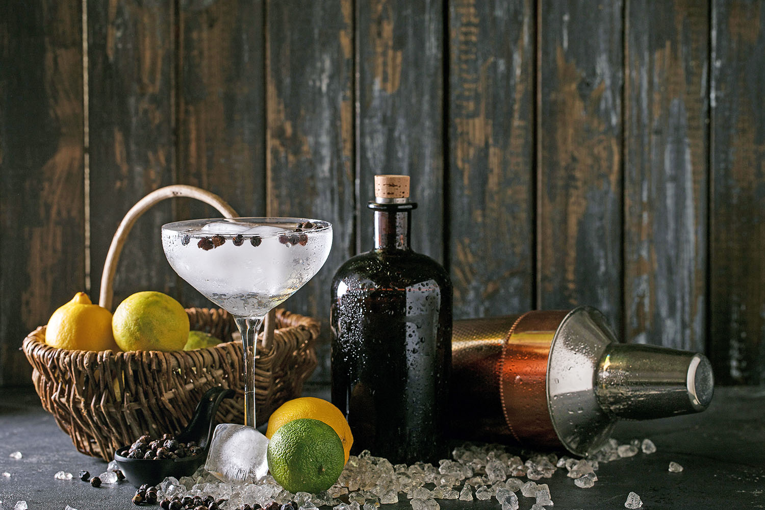 The Ultimate List of Gin Cocktail Names