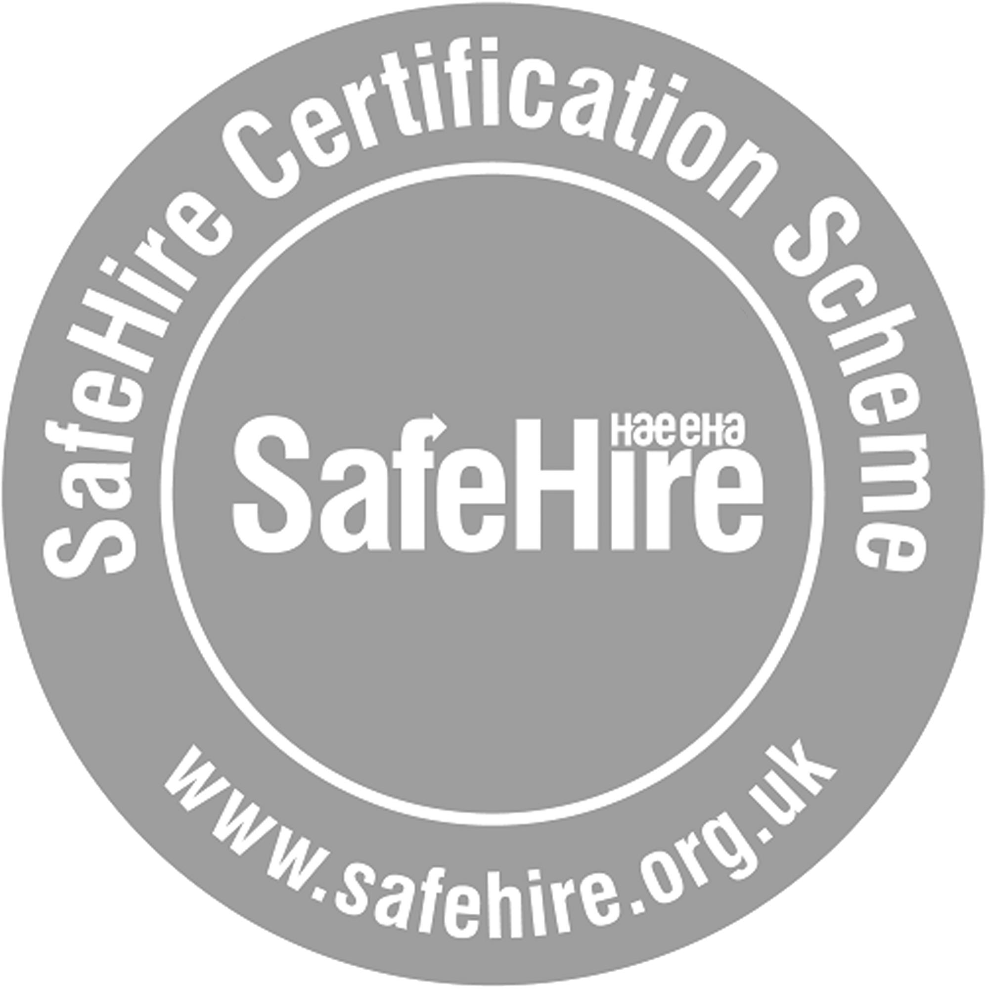 SafeHire Certification