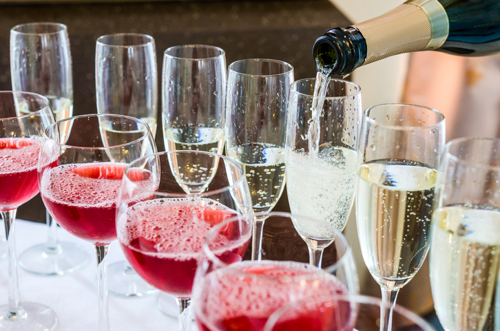 Planning your wedding drinks
