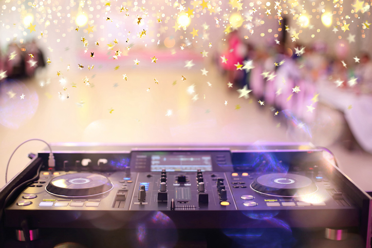 planning your wedding entertainment dj
