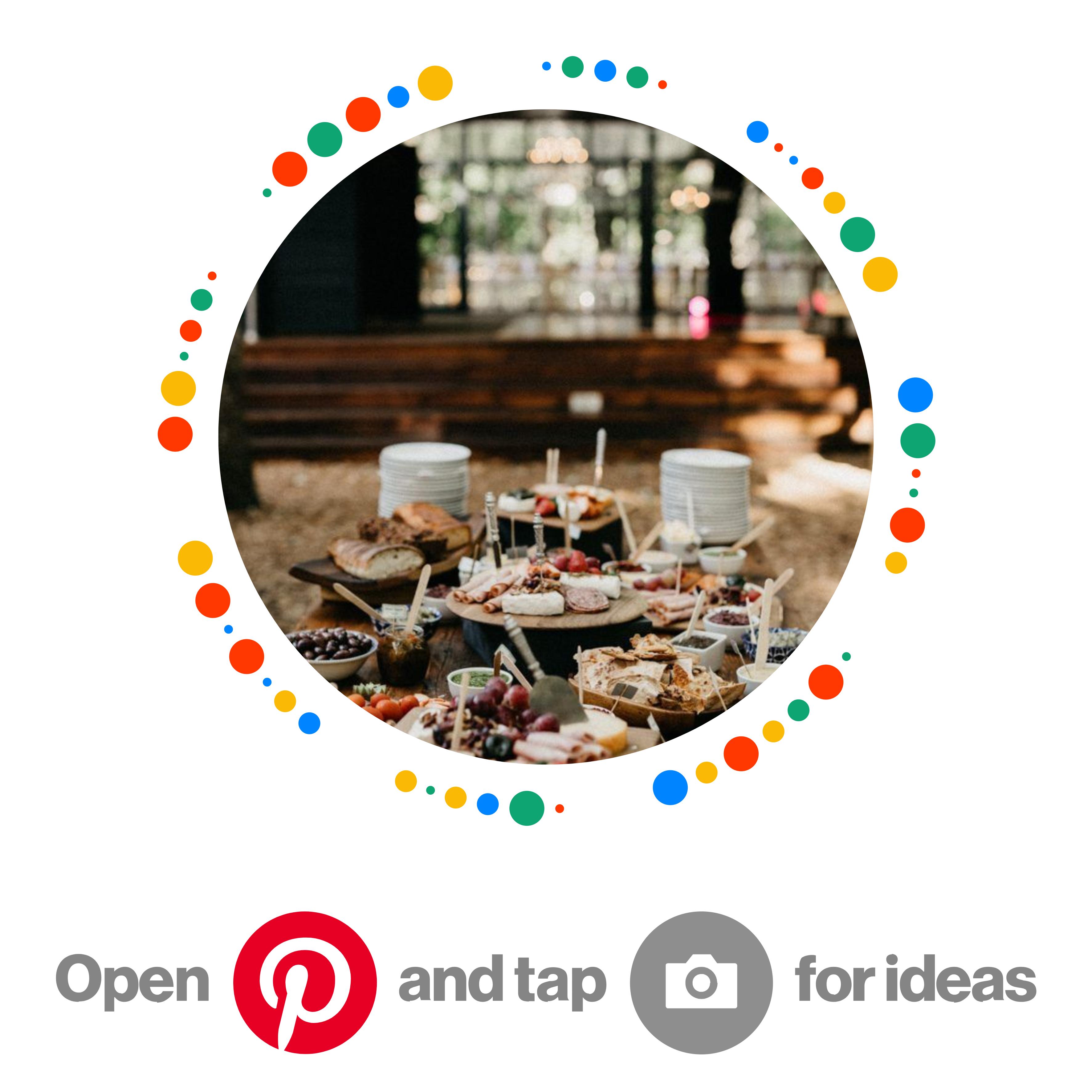 Wedding food ideas on Pinterest