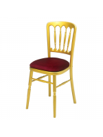 Furniture / Gilt Banqueting Chairs