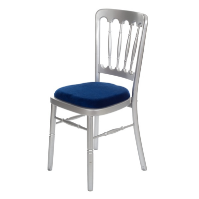 Silver Cheltenham/Napoleon Banqueting Chairs