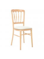 Natural Cheltenham/Napoleon Chair