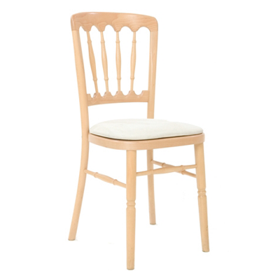 Furniture / Natural Banqueting Chairs