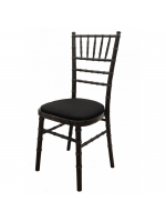 Furniture / Black Chiavari Chairs