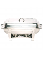 Kitchen hire / Chafing Dish - 4.5 Litre