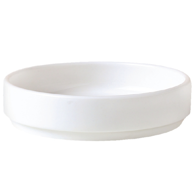 Crockery Hire / Butter Dish - Monaco Fine