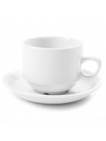 Crockery Hire / Tea Cup - Churchill Classic (Stacking)
