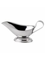 Crockery / Gravy/Sauce Boat - Stainless Steel
