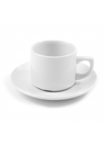 Crockery Hire / Saucer - Churchill Classic (Demi Tasse)