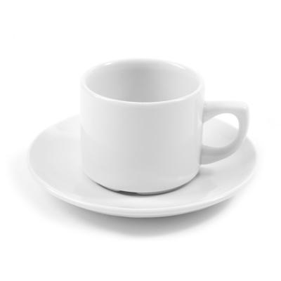 Crockery Hire / Saucer - Churchill Classic (Demi Tasse)