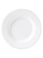 Crockery / Rimmed Soup Plate - Churchill Classic