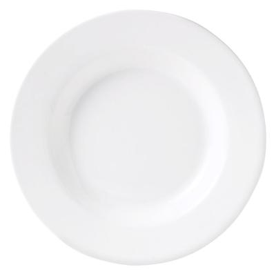 Crockery / Rimmed Soup Plate - Churchill Classic