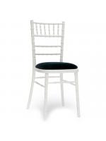 Furniture / White Chiavari Chairs
