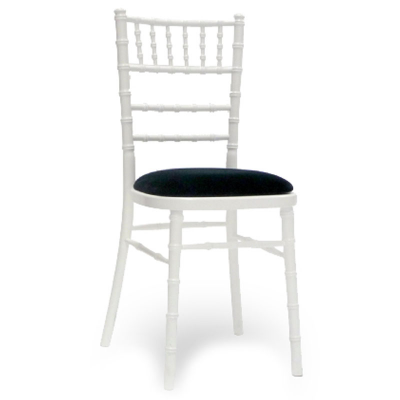 Furniture / White Chiavari Chairs
