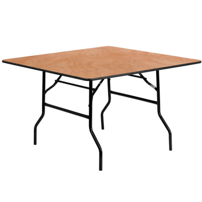 "Furniture / 2'6"" Square Table"