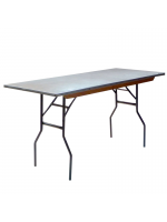 Furniture / Stainless Steel Prep Table