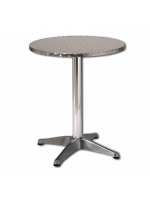 Furniture Hire / Aluminium Bistro Table