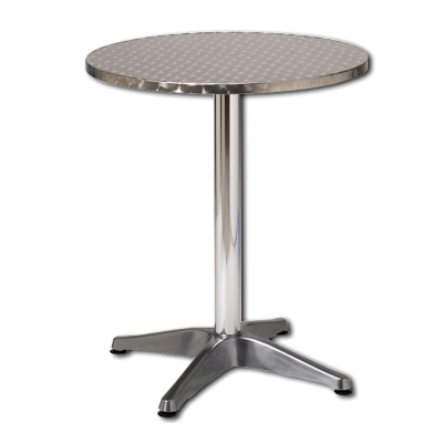 Furniture / Aluminium Bistro Table