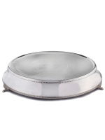 Crockery Hire / Wedding Cake Stand & Knife (Round)