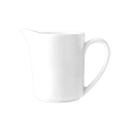 Crockery Hire / Milk Jug - Monaco Fine