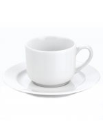 Crockery Hire / Cup - Monaco Fine (Demi Tasse)