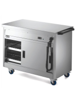 Kitchen hire / Hot Cupboard - Plain Top