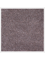 Linen / Chocolate Brownie Organza