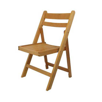 Furniture / Wooden Folding Chairs
