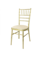 Furniture / Gold Chiavari Chairs