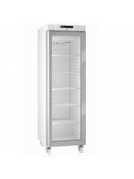 Kitchen Hire / Upright Glass Fronted Bottle Fridge