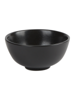 Matt Graphite Rice Bowl
