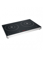Kitchen hire / Touch Control Double Induction Hob