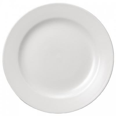 "Crockery Hire / 12"" Dinner Plate - Churchill Classic"
