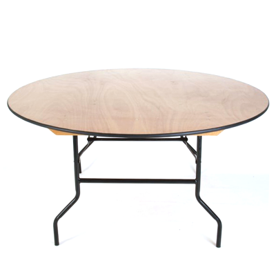 "Furniture / 5'6"" Round Table"