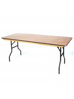 Furniture / 6' Trestle Table