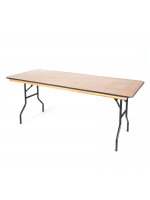 Furniture / 8' Trestle Table