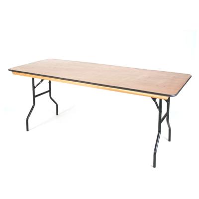 Furniture / 8' Trestle Table