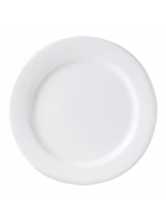 "Crockery Hire / 10"" Dinner Plate - Churchill Classic"