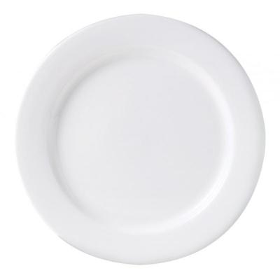 "Crockery / 10"" Dinner Plate - Churchill Classic"