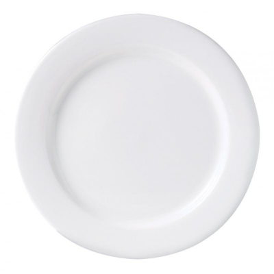 "Crockery Hire / 9"" Buffet Plate - Churchill Classic"