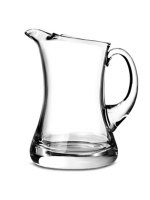 Glass Hire / Water Jug - 2 Pint Waisted